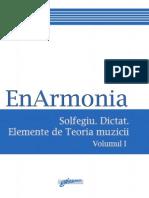EnArmonia Volumul I UNMB