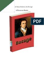 Bocage - A Pavorosa Ilusão
