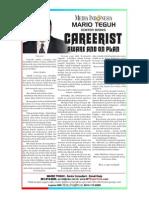 Mario Teguh Dokter Bisnis - Careerist - Aware and on Plan