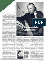 Geheimarmee - SPIEGEL 20-2014