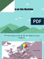 Point, Lenda de S. Martinho