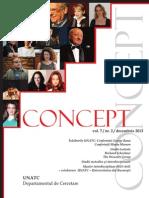 Revista Concept vol. 7/nr. 2