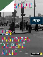 Livret du coffret DVD René Allio et Marseille (Shellac)