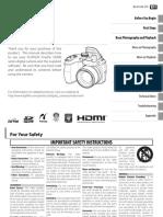 Finepix s2980 Manual En