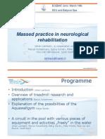 Lambeck (2013) Massed Practice (ECEBAT)