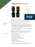 Centron GRE Pump Column