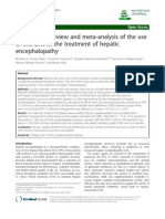A Systematic Review and Meta-Analysis of the Use Zinc in the Treatment of Hepatic Encephalopathy, 2013