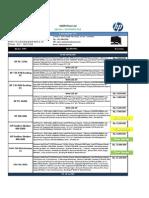 Hp Price List-nov2013