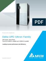 Delta UPS–Ultron Family