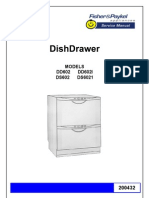 Dd Ds 602 Service Manual