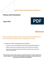 2013-Navigate-Supply Chain Metrics