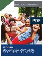2013 2014 ed counseling handbook pdf