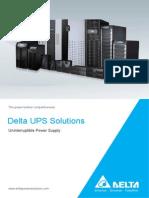 Delta UPS Solutions