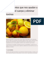 212203461 14 Alimentos Que Nos Ayudan a Depurar El Cuerpo y Eliminar Toxinas