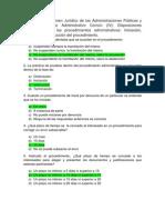 Modelo Test Aux Administrativo