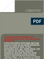 CSMS_FRS