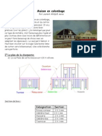 Une maison à colombage. (4) Par Laurent Arqué