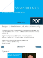 Webcast Exchange2013 Abcv2 130115103555 Phpapp01