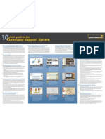 036. Command Support System, 10 point guide.