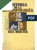 [Paul Mercier] Historia de La Antropología(BookFi.org)