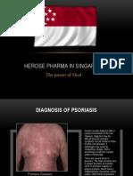 Herosepharma Psoriasis