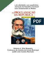 Sugestões de atividades com quadrinhos sobre Proclamação da República no Brasil