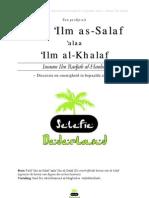 Discussie en Onenigheid in Bepaalde Zaken - Ibn Radjab