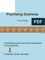 Practising Grammar