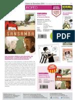 Lanzamientos Norma Salon del comic bcn 2014