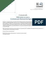 Europeias 2014 - Confederação Nacional de Agricultura