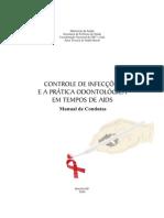 Manual de Odontologia Em Tempos de AIDS