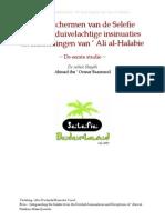 Het Beschermen Van de Selefie Tegen de Duivelachtige Insinuaties en Misleidingen Van al-Halabie