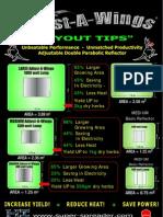 Adjust a Wing Layout Tips 1 Growshop Growanleitung