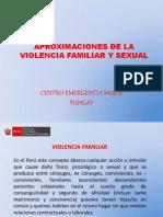Violencia Familiar Profesores