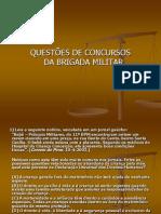 QUESTÕES DE CONCURSOS ANTERIORES.ppt