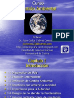 Capitulo I Gestion Ambiental