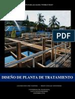 Proyecto Planta Tratamiento 1