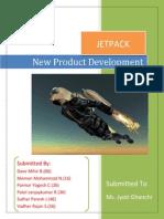 Building a Jetpack