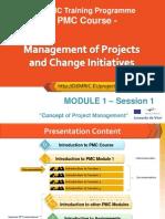 Demric Pmc Module 1-1