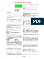 tuyển tập 25 đề thi thử vật lý