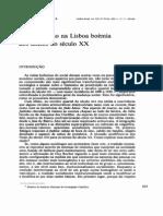 A Prostituição Na Lisboa Boémia
