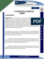 Proyecto de Hidrologia Presentar Lima