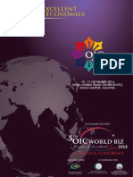 OIC Higher Education Conference - Sponsorship Package
