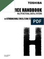 E-STUDIO 230L Service Handbook Ver12