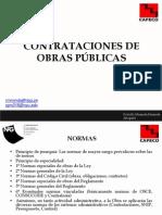 Valorizacion y Liquidacion de Obras Publicas