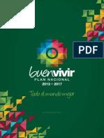 Resumen PNBV 2013-2017 Español