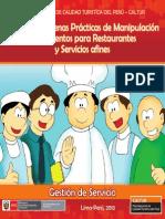 MBP Manipulacion Alimentos Restaurantes Servicios Afines