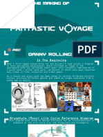 [Fantastic Voyage] 'Making Of' Presentation