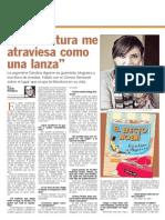Entrevista a Carolina Aguirre