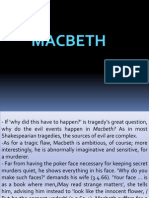 CURS 9 Macbeth